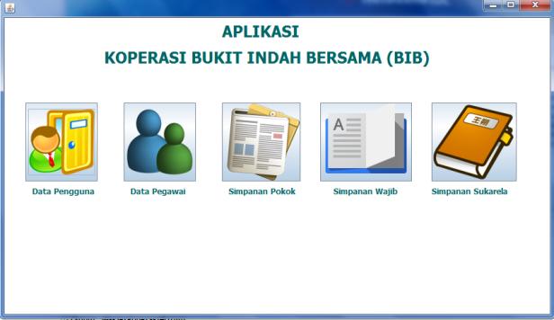 halaman yang dapat diakses admin