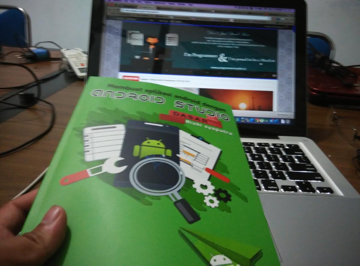 Buku Membuat Aplikasi Android dengan Android Studio - Dasar