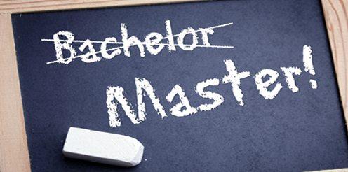Master-nach-Bachelor