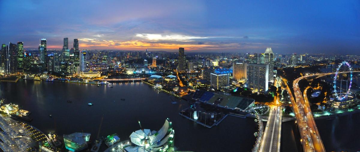Merantau di Singapura